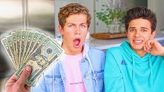 Download PAYING BRENT RIVERA TO TELL ME HIS DEEPEST SECRETS!! Mp3 and Videos