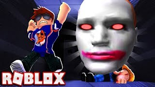Flamingo DARED Us To Beat This IMPOSSIBLE SCARY Game... SO I DID! -- ROBLOX FELIPE'S REVENGE