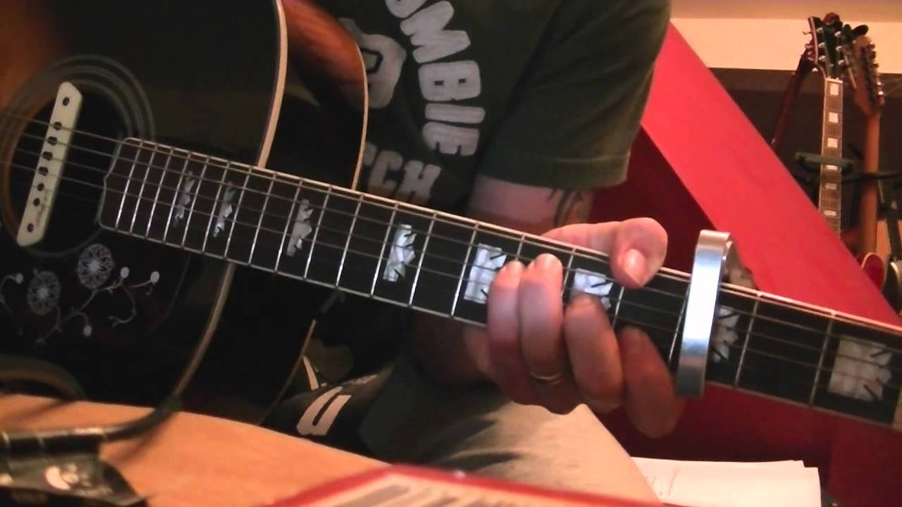 Handbags And The Gladrags Acoustic Guitar Lesson