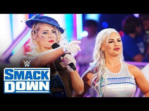 Lacey Evans fires back at Bayley and Sasha Banks: SmackDown, Jan. 3, 2020