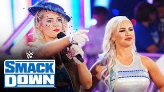 Lacey Evans fires back at Bayley and Sasha Banks: SmackDown, Jan. 3, 2020
