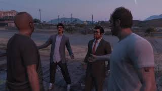 Grand Theft Auto V/GTA5/PART14/MISSION TREVOR PHILIPS INDUSTRIES