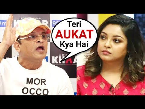 Annu Kapoor ANGRY On Tanushree Dutta For Defaming Nana Patekar