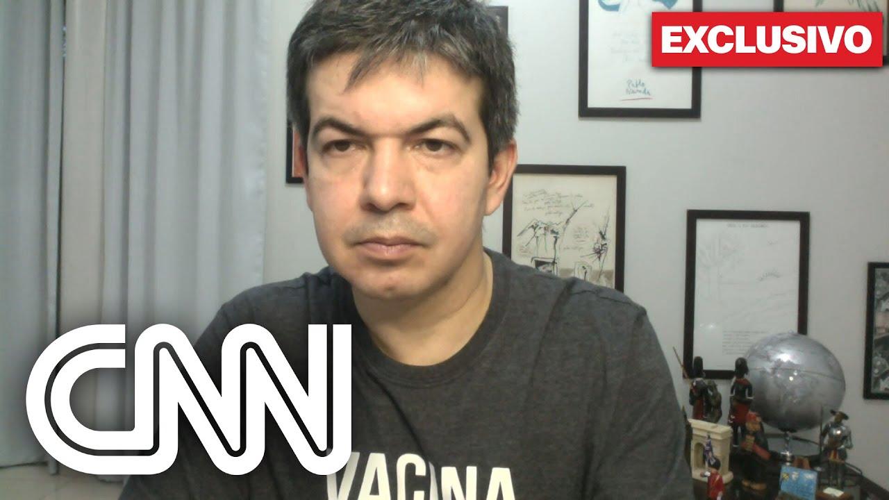 Chegou a hora de convocarmos alguns governadores, diz Randolfe | CNN DOMINGO - YouTube