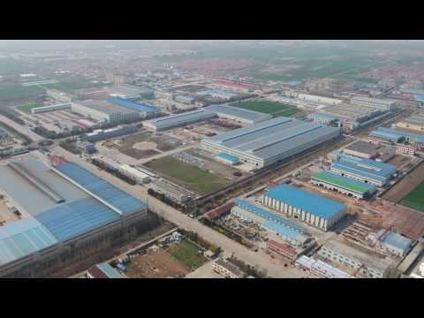 Qingdao Mingzhu Steel Structure Co.,Ltd. bird view