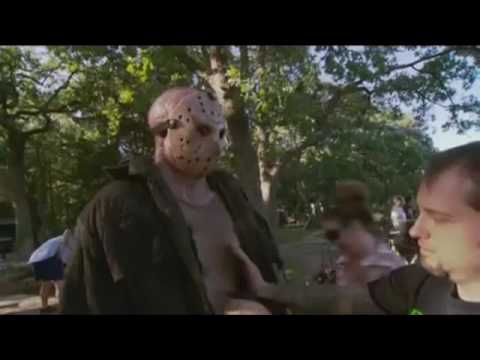 Friday the 13th 2009 Behind the s Broll Footage w  Part 1