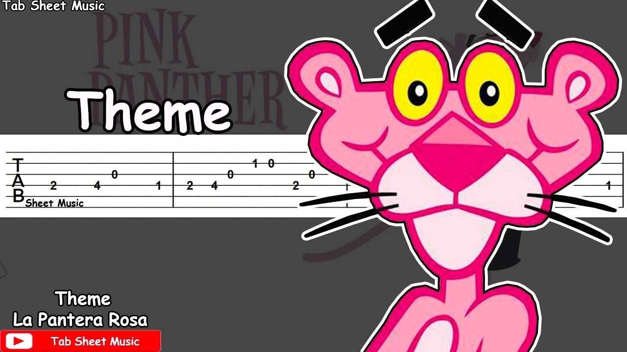 Rosa Roter Panther Musik