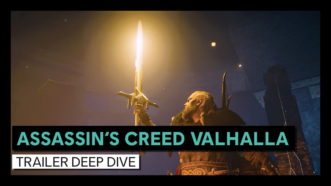 Assassin's Creed Valhalla - Trailer Deep Dive