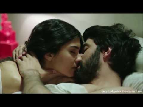 Turkish Drama: Love Scenes  Kiss  Romance
