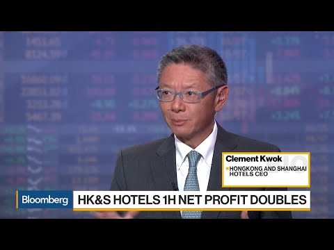 HK&S Hotels CEO Sees Good Outlook for Hong Kong