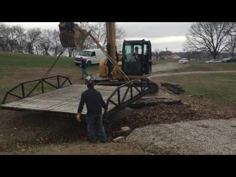 Triple Bridge Removal - 2017