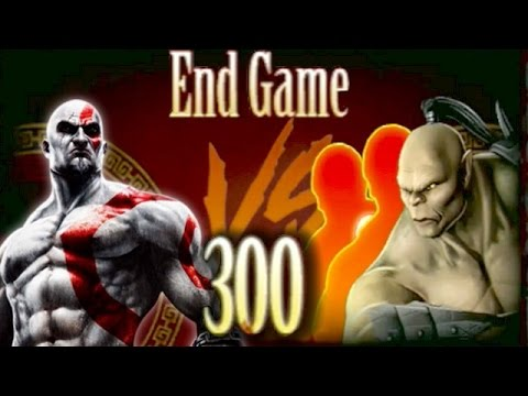 Download Kratos VS Challenge Tower 300. God of War VS Mortal Kombat! МК9 2015!