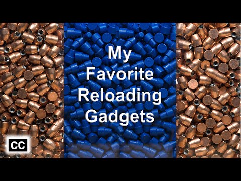 My Favorite Reloading Gadgets