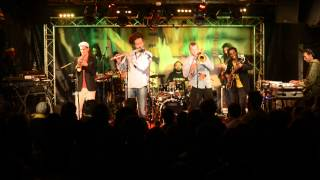 FAYA DUB au New Morning 2014