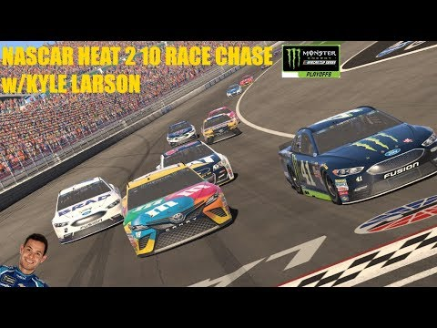 NASCAR Heat 2 10 Race Playoff (w/Kyle Larson) New Hampshire