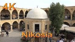 Nikosia Zypern Doku mit Sehenswürdigkeiten in 4K Ultra HD (1/3)