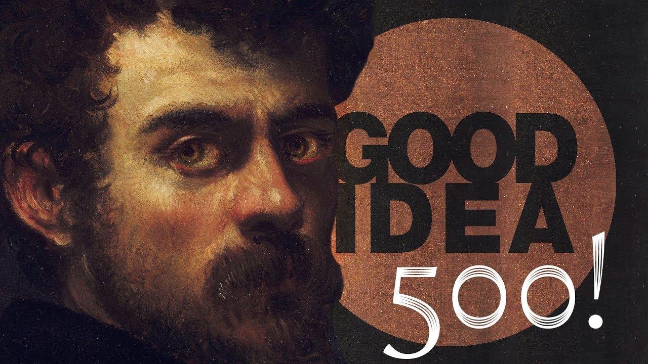 Mistrz biznesu i sztuki, czyli 500. urodziny Tintoretta!