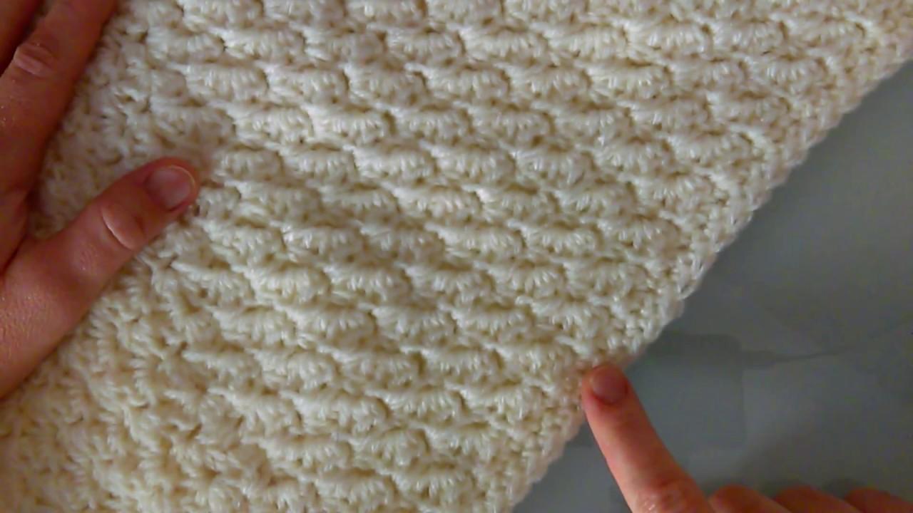Tuto Poncho Au Crochet Youtube