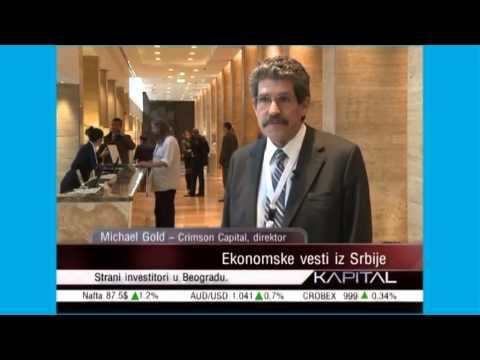 Balkan Venture Forum - prilog u TV magazinu ''Kapital''