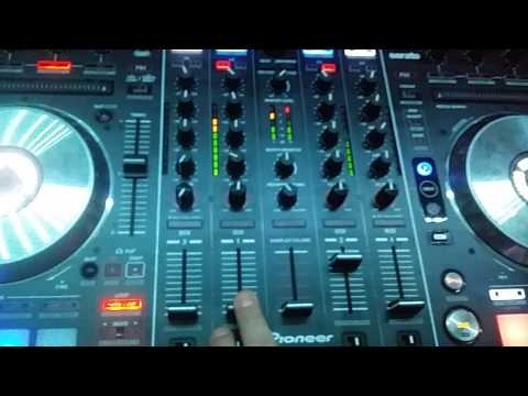 Pioneer DDJ-SX 2 Serato DJ Tricks & Tips - Vocal Echoes