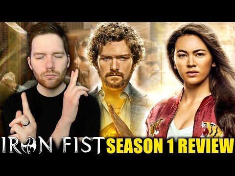 Iron Fist - Season 1 Review