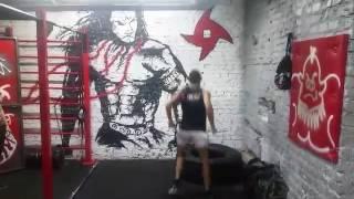 Функциональный тренинг в MAD MAX DOJO. Часть 3
