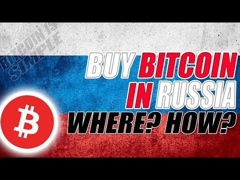 How To BUY BITCOIN In RUSSIA ?? ALL PAYMENT METHODS INCLUDING QIWI !!