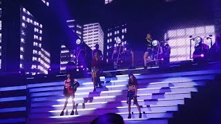 2NE1 I AM THE BEST From YG FAMILY WORLD TOUR 2014 POWER In Japan