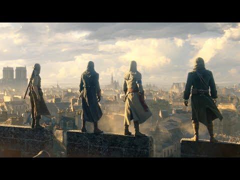 Assassin's Creed Unity, Trailer CGI E3_ 2014 [ES]
