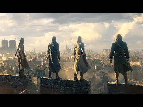 Assassin's Creed Unity, Trailer CGI E3_ 2014 [ES]