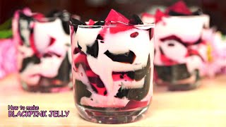 BLACKPINK JELLY Recipe  Easy Cooking Recipe