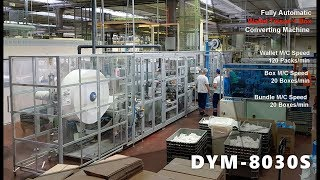 DYM 8030S - Full Automatic Wal…