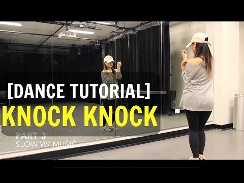 TWICE(트와이스) KNOCK KNOCK Lisa Rhee Dance Tutorial