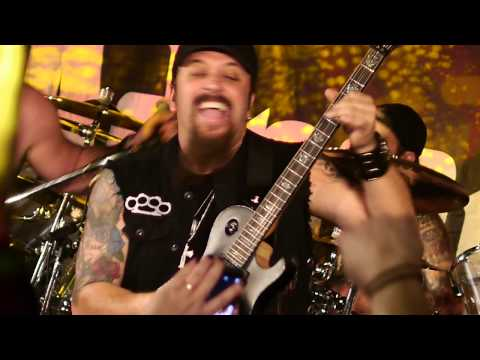 Adrenaline Mob - Stand Up And Shout, Live in New York 2013