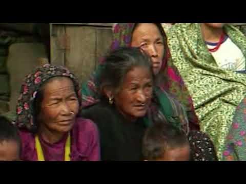 Nepali Typical Song   Ghatu Nach   घाटु नाच