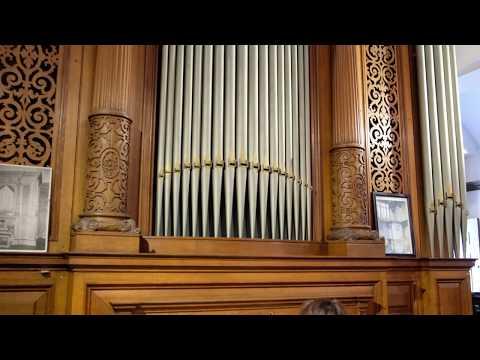 1908 Aeolian Pipe Organ playing Tchaikovsky's Marche Slave—Otaru Orgel (Music Box Museum)