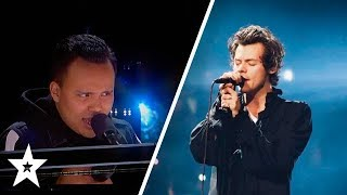 Kodi Lee Brings A Harry Style Song To America's Got Talent: Champions 2020 | Got Talent Global