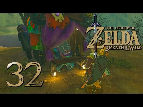 The Legend of Zelda: Breath of the Wild ITA [Parte 32 - Kilton]
