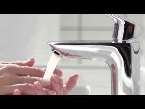 hansgrohe logis single hole bathroom faucet