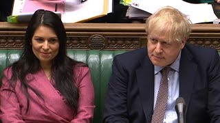 Boris Johnson defends Priti Patel amid fresh bullying allegations