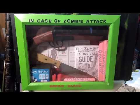Zombie Preparedness Case