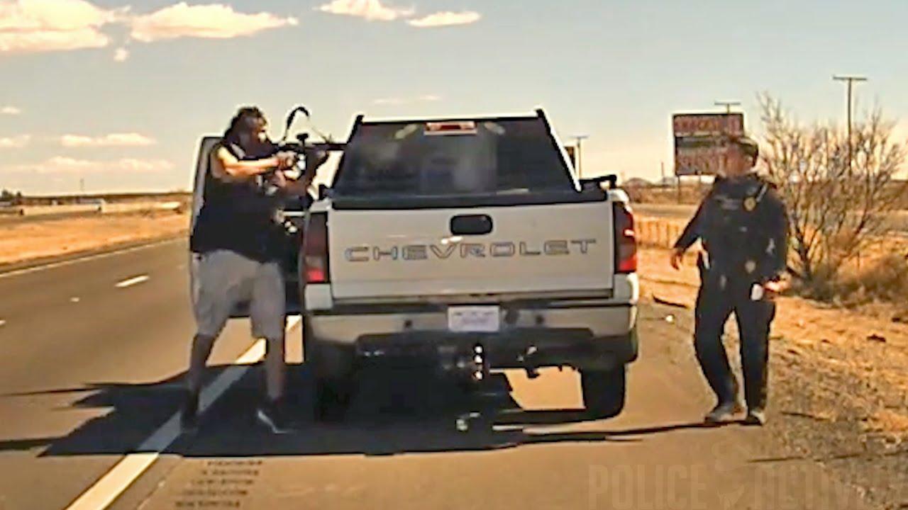 Download Dashcam Footage From Fatal Shooting of Officer Darian Jarrott