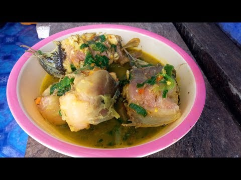 Nigerian Catfish Pepper Soup Recipe: How to Make Spicy Catfish Pepper Soup