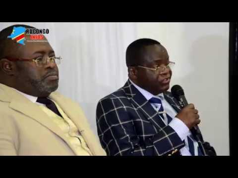 Débat : PPRD, UDPS, RCDN, UNC, Amis de KATUMBI na PUBLIC basuani likolo ya Masolo ya Dialogue