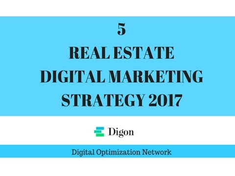 marketing strategy for real estate