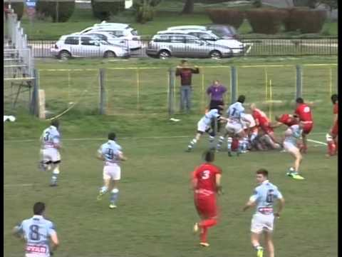 Montenegro - Slovakia (Exhibition Rugby Match) 14.04.2015.