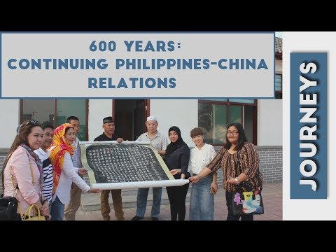 JOURNEYS: Princess Jacel Kiram Visits China for 600th Year of PH-CH Relations