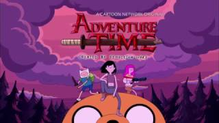 Adventure Time Stakes Miniseries - Opening Theme (Japanese)