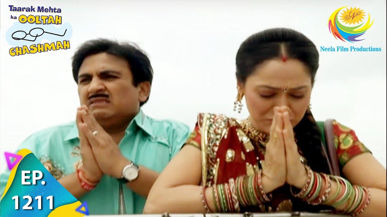 Download Taarak Mehta Ka Ooltah Chashmah - Episode 1211 - Full Episode