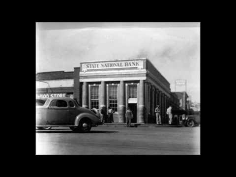 Grand Saline History - First national bank of Grand Saline TX.